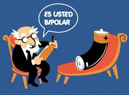Es usted bipolar