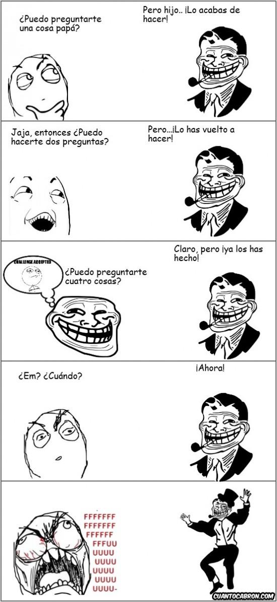 Padre troll