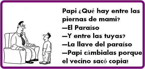 Las llaves del paraíso