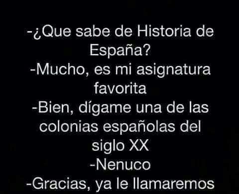 Colonias españolas del siglo XX