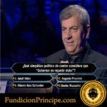 ¿Qué simpático político considera que gobernar es repartir dolor? Alberto Ruiz Gallardón