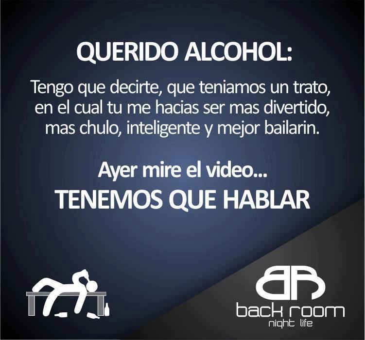 Querido alcohol