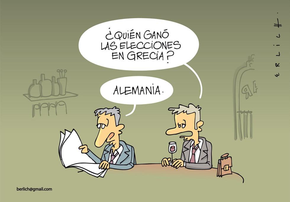 Tras las elecciones griegas...