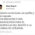 Quiero un brownie, un muffin y un cupcake…