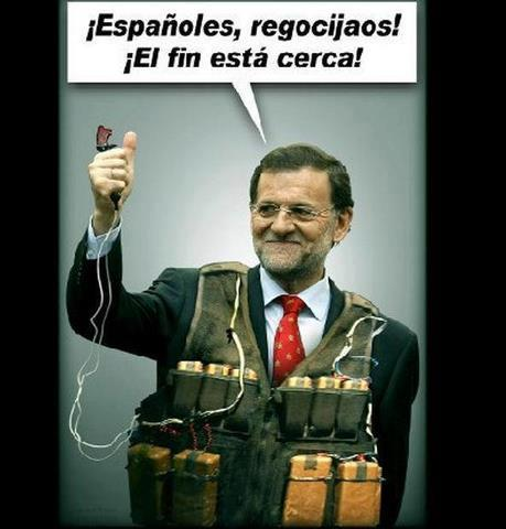 Rajoy tiene la solución a la crisis