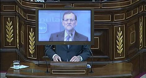 Nueva imagen de Rajoy