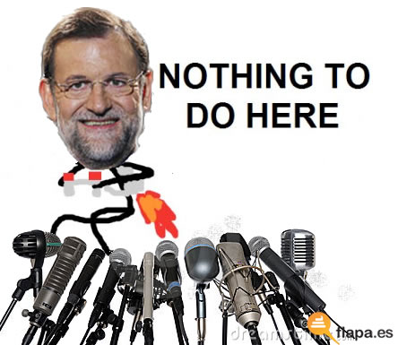 Rajoy - Nothing to do here
