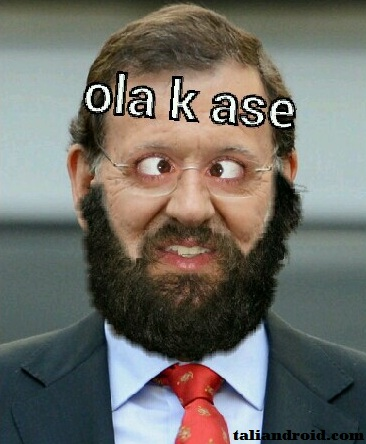Rajoy: Ola k ase