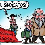 Rajoy y los sindicatos