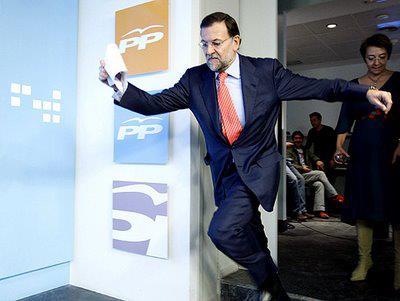 Reflejo de la política de Rajoy