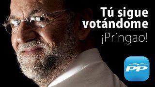 Mensaje de Rajoy