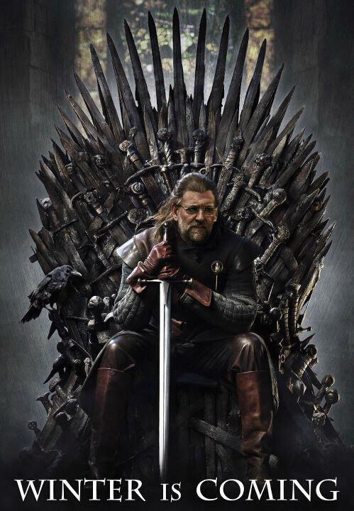 Rajoy - Winter is coming