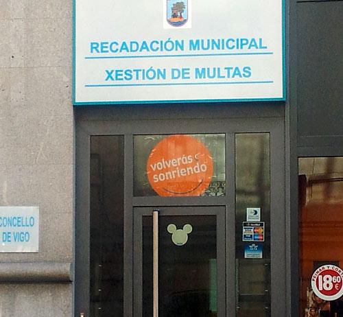 Oficina de Gestión de Multas en Vigo