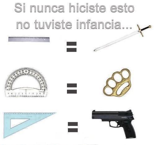 Armas escolares