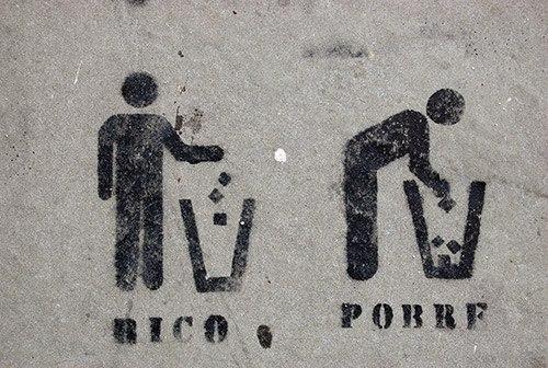 Rico/pobre