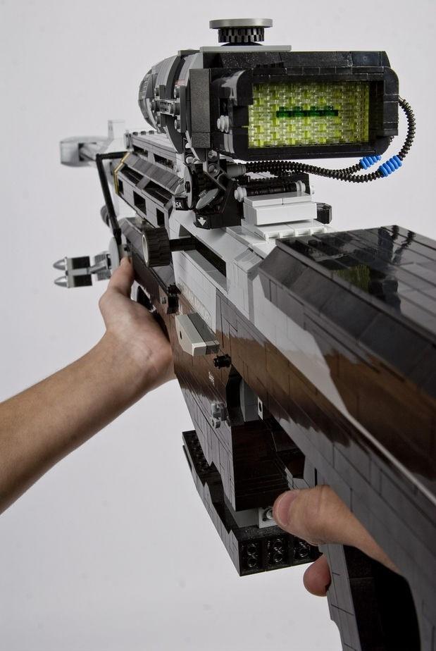 Rifle Lego