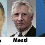 Ronaldo, Messi y Jordi Hurtado dentro de 30 años