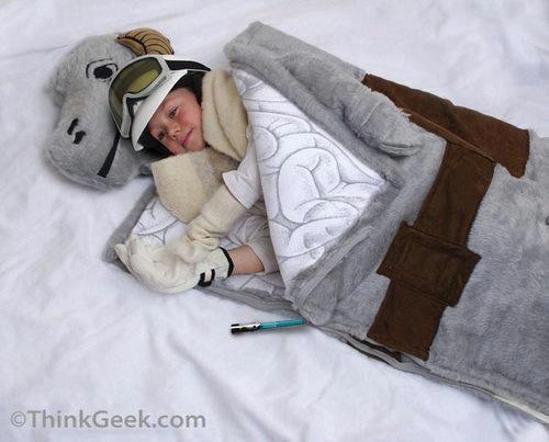 saco de dormir dragon