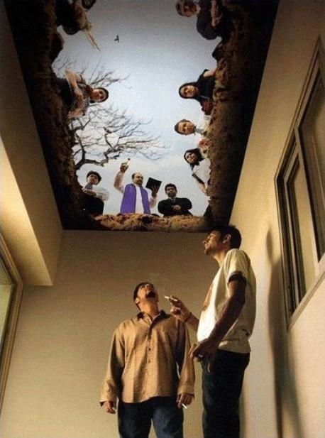 sala de fumadores - tumba