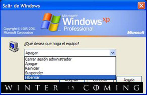 Winter is Coming (to Windows)