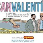 Caso típico en San Valentín