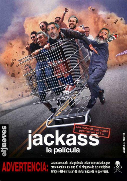 Sánchez Gordillo - Jackass, la película