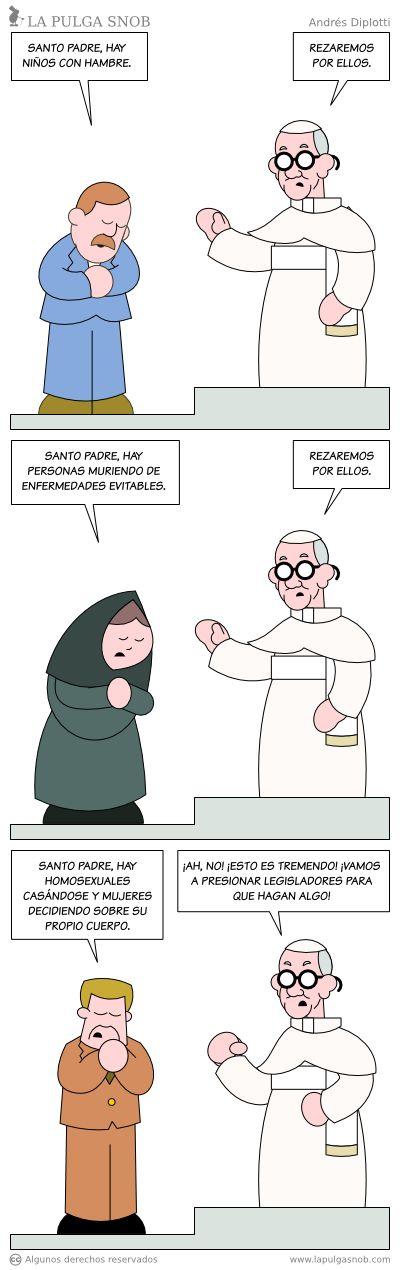 santo-padre-niños-con-hambre-enfermedades-evitables-rezaremos-por-ellos-homosexuales-casandose-presionar-legisladores