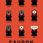 Sauron – One eyewear fashion