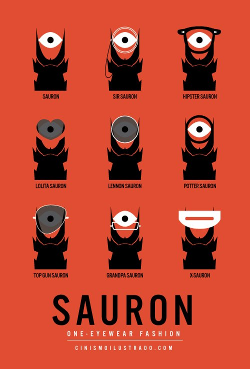 Sauron - One eyewear fashion