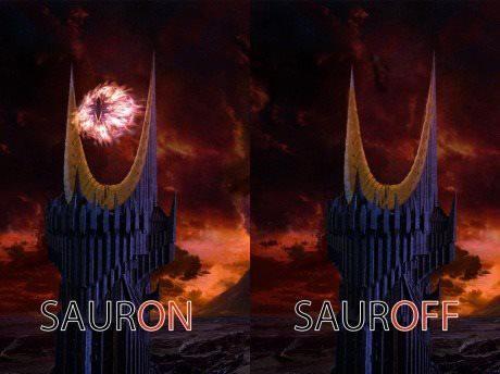 Saurón / Sauroff