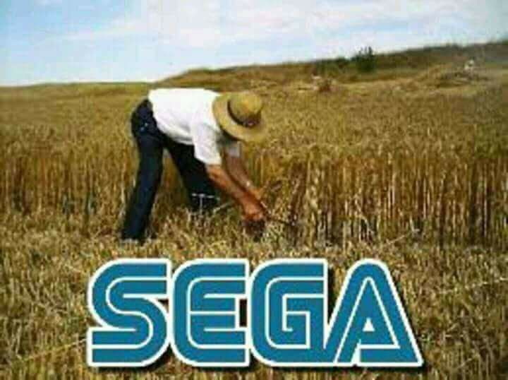 Sega: Logo gráfico