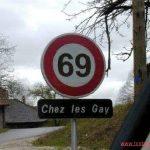 69 – Chez les gay