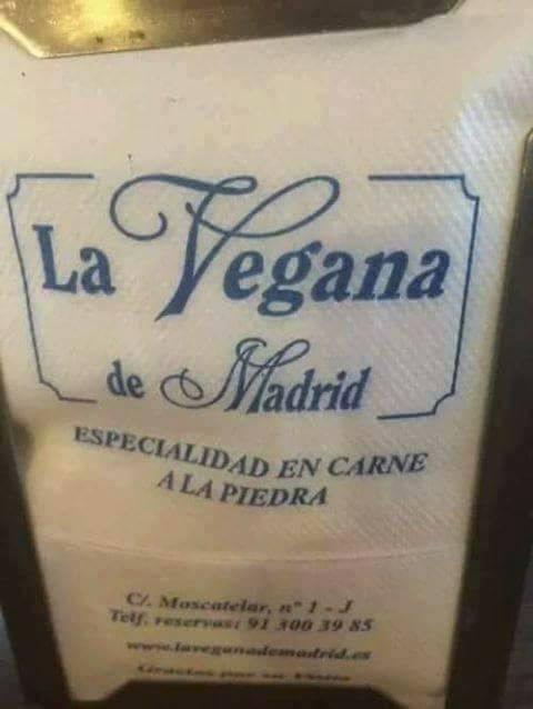 servilleta la vegana de madrid especialidad en carne a la piedra