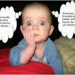 El dilema del aceite de bebés