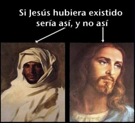 si jesus hubiera existido seria asi
