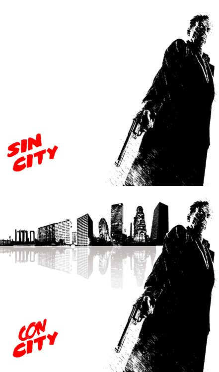 Sin city / Con city