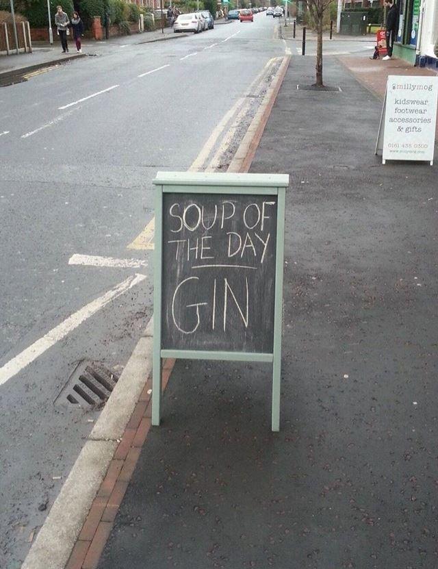 Mientras tanto, en algún bar de Inglaterra...