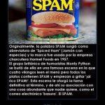 El origen del término SPAM