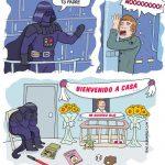 La desilusión de Darth Vader