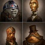 Star Wars – Sherlock Holmes