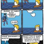 La venganza de Aquaman