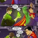 Gastando bromas a Superman