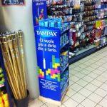 Tampax – Tetris