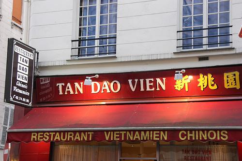 Restaurante vietnamita Tao Dan Vien