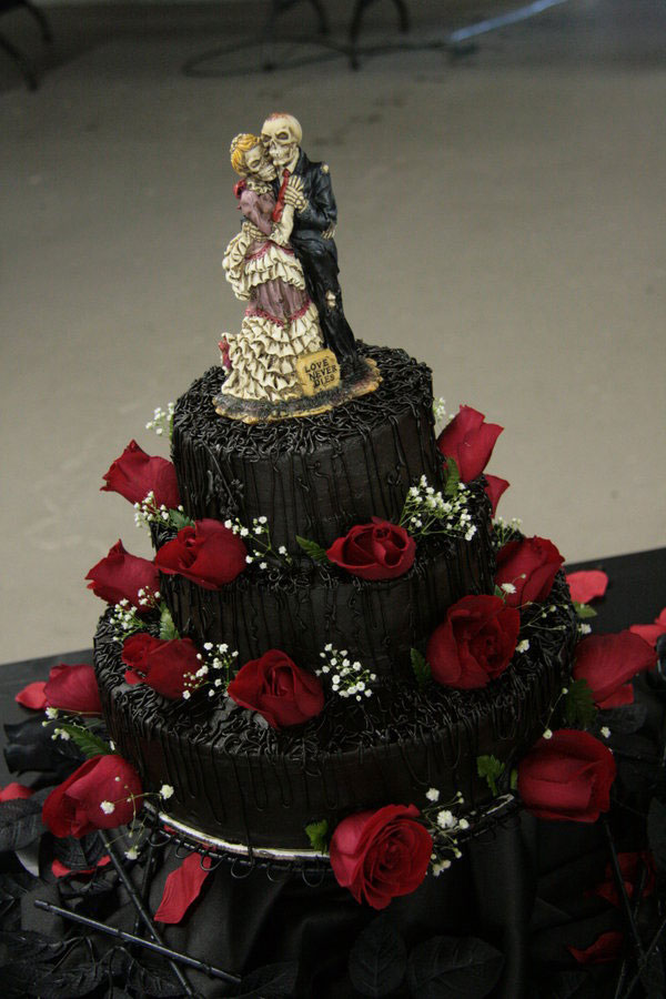 Tarta gótica