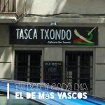 Tasca Txondo: tu bar y cada día el de más vascos