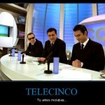 Telecinco – Tú antes molabas…