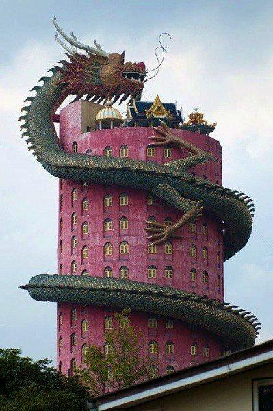 Templo de Wat Samptram