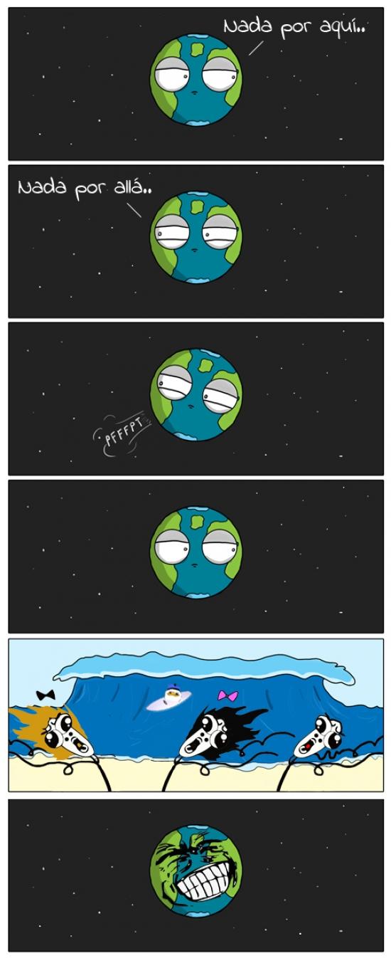 El origen de los tsunamis