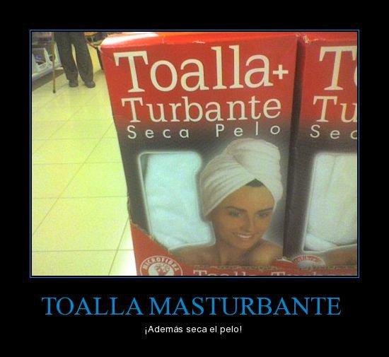 Toalla+Turbante